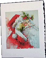Glimmerglass Art, Mark Collins, Christmas, Seasonal cards